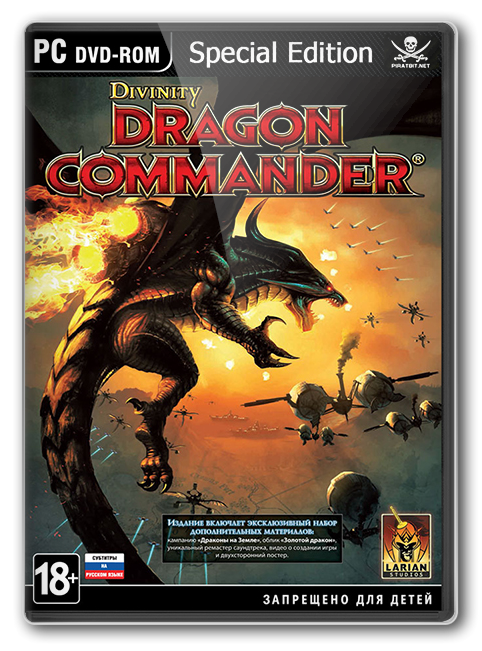 Divinity: Dragon Commander Special Edition (v.1.0.18.0)[Steam-Rip]