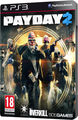 PayDay 2 [EUR/ENG]-DUPLEX