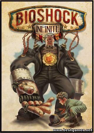 BioShock Infinite (2013) [Ru/En] (1.1.22.46499 / DLC) Repack R.G. Games
