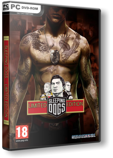Sleeping Dogs Limited Edition (Square Enix | Новый Диск) (RUS | ENG) [RePack]