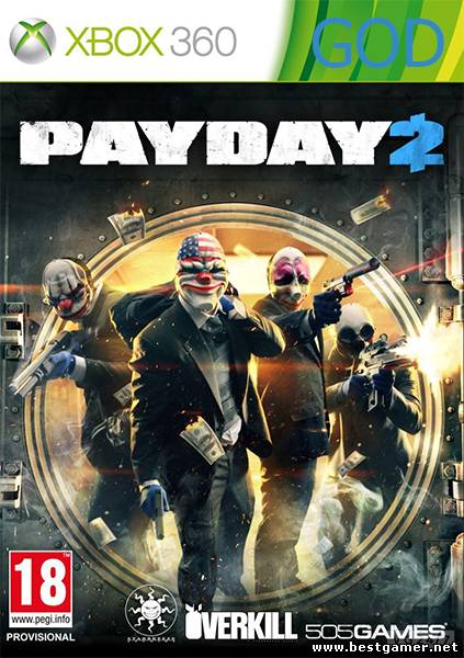 PayDay 2 [GOD / ENG]