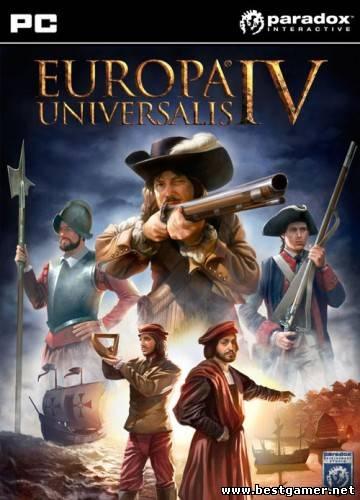 Europa Universalis IV (Paradox Interactive) (ENG/MULTI4) [DEMO]