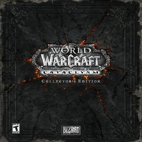World of Warcraft: Cataclysm Клиент версии 4.3.4.15595 (2013) [RUS][ENG][RUSSOUND][P]