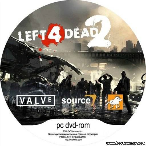 Left 4 Dead 2 [Graphic Modes For M60] (от 12.08)