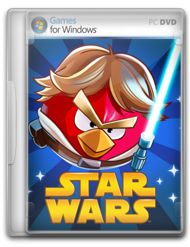 Angry Birds Star Wars 1.2.0 [2013, logic,arcade]Бг нет