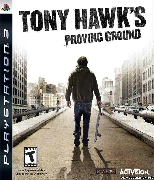 Tony Hawk Proving Ground (2007) [FULL][ENG][L]