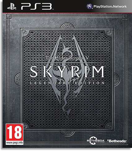 [PS3] The Elder Scrolls V: Skyrim [Legendary Edition] [RUS\ENG] [Repack] [4xDVD5]