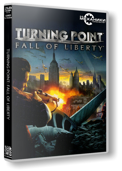 Turning Point - Fall of Liberty (RUS|ENG) [RePack] от R.G. Механики