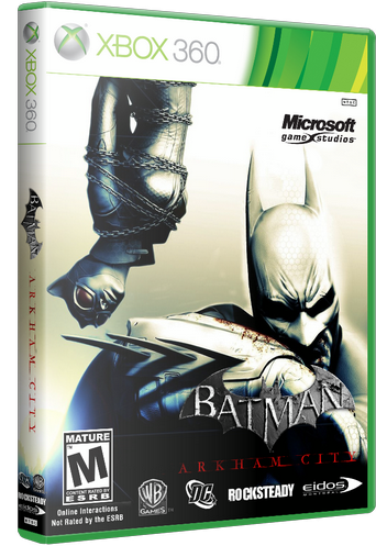 [JTAG/FULL/DLC] Batman: Arkham City [GOD/RUS]