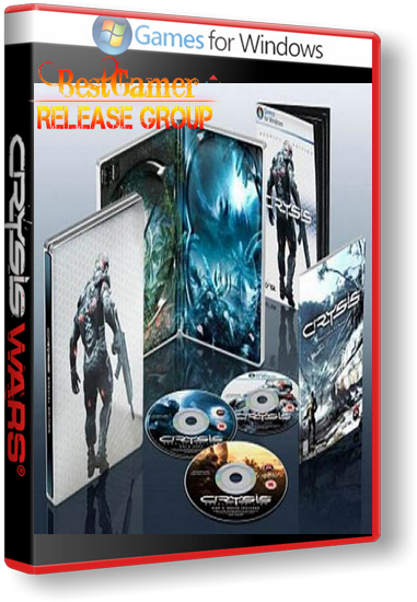 Полная Антология Crysis 2007-2013 (RePack)