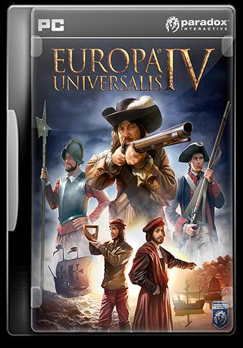 Europa Universalis IV (Paradox Interactive) (ENG|MULTi4) [Р] - FLT