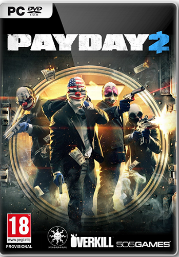 (UPDATE)PAYDAY 2 ( Update 1)-FTS