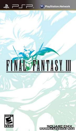 Final Fantasy III [FULLRIP][ISO][RUS][US]