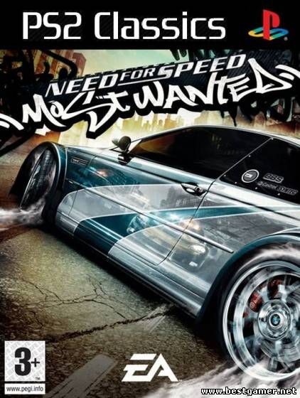 Need for Speed Most Wanted (2005) [PAL][RUS] [PS2-PS3 Classics] [4.30/4.46]
