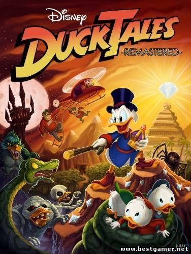 DuckTales Remastered(by R.G.BestGamer.net) [ENG] RePack