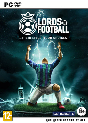 Lords Of Football (Fish Eagle) (RUS/ENG/ML7) [RePack] от R.G. Revenants
