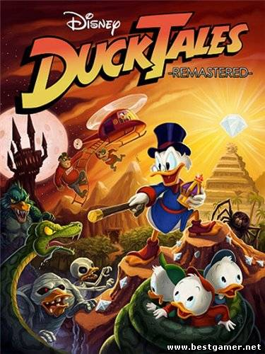 DuckTales Remastered (ENG-MULTI6) [Repack] От R.G. Revenants[ОБНОВЛЕНО 16.08.2013]