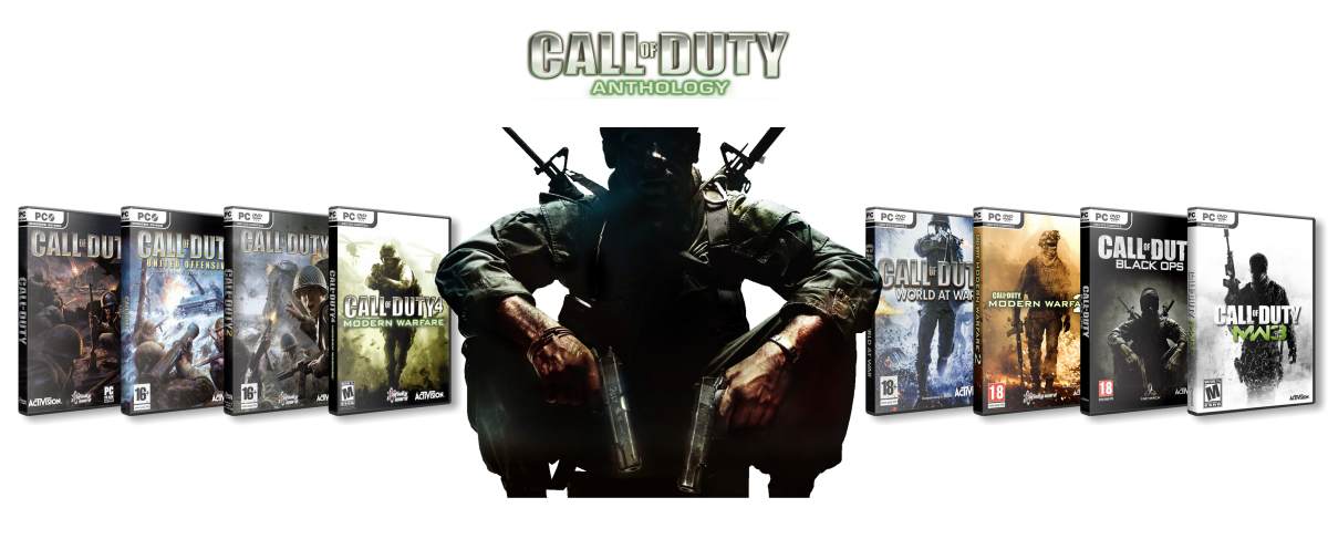 Антология Call of Duty (Activision) (ENG) [L]