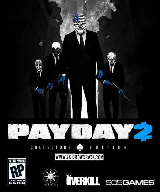 Payday 2 Career Criminal Edition+1 DLC