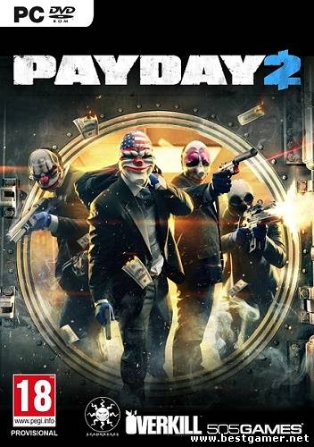 Payday 2 (505 Games) (MULTi5|ENG) [P] - FLT