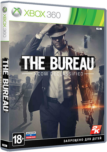 The Bureau: XCOM Declassified [GOD / ENG]