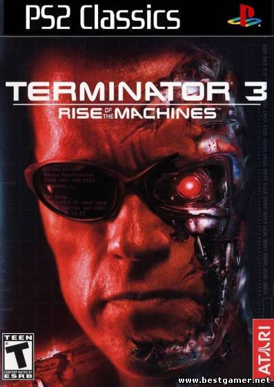 Terminator 3: Rise of the Machines (2003) [ENG] [PS2-PS3 Classics] [4.30][4.46]