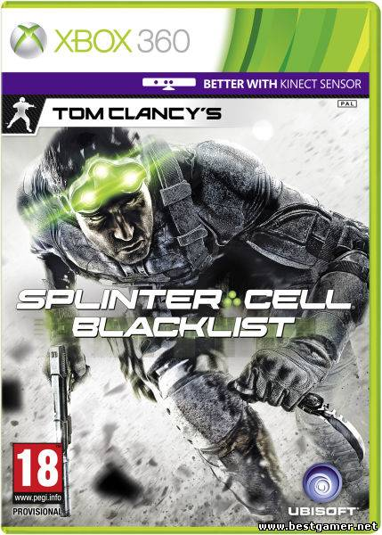Tom Clancy's Splinter Cell: Blacklist [Region Free / ENG]