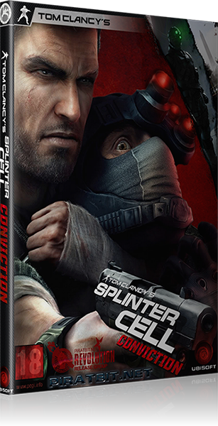 Tom Clancy's Splinter Cell: Conviction(Repack) от MKIX
