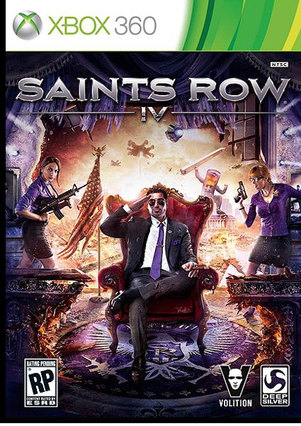 Saints Row IV [Region Free] [ENG]