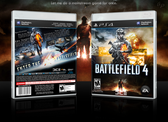 Новое видео Battlefield 4: Реальные игроки