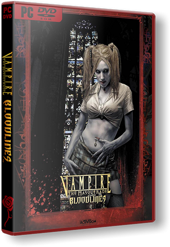 [Русификатор]Vampire: The Masquerade – Bloodlines Rus (2004) [RUS][ENG][RUSSOUND][P]