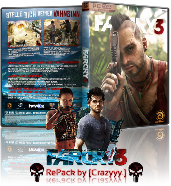 Far Cry 3 Deluxe Edition (1.05) (2012) Repack