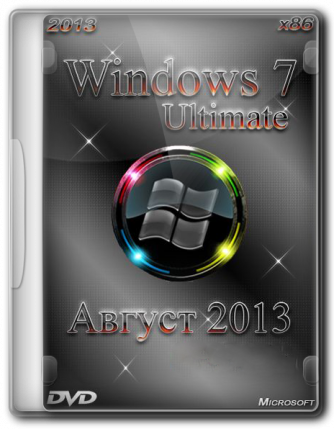 WINDOWS 7 ULTIMATE SP1 Z.S (MAXIMUM EDITION) (11.08.13) (x86+x64) [2013, RUS]