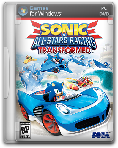 Sonic & All-Stars Racing Transformed(BY R.G.BESTGAMER.NET)(Eng) [RePack]
