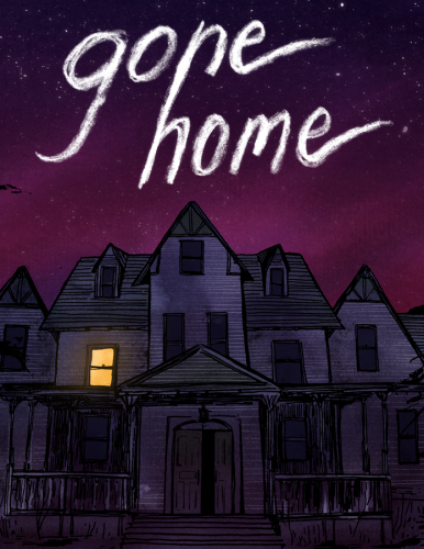 Gone Home (The Fullbright Company) (ENG) [L]