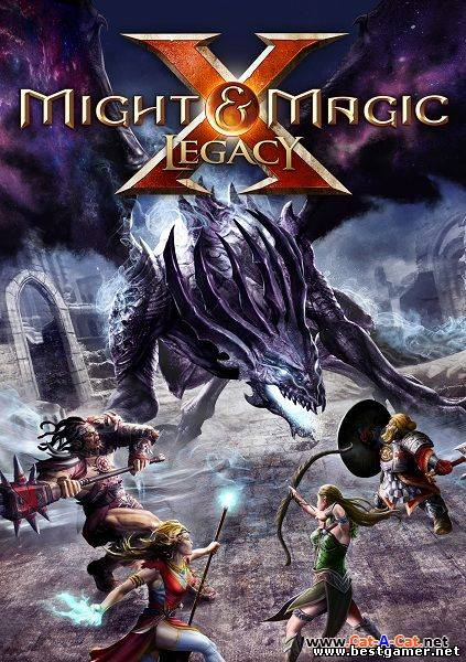 Might And Magic X Legacy (2013) (RUS/ENG/MULTI) Early Access-P2PGAMES