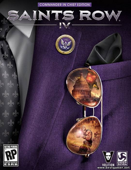 Saints Row IV: Commander In Chief Edition(�� R.G.BestGamer.net)[L|Steam-Rip]