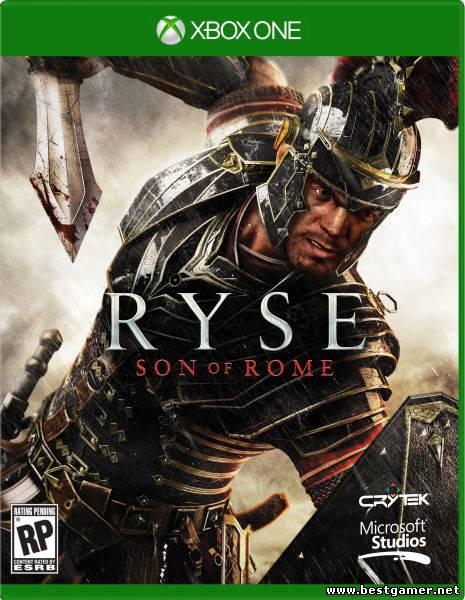 Новый трейлер Ryse: Son of Rome - режим