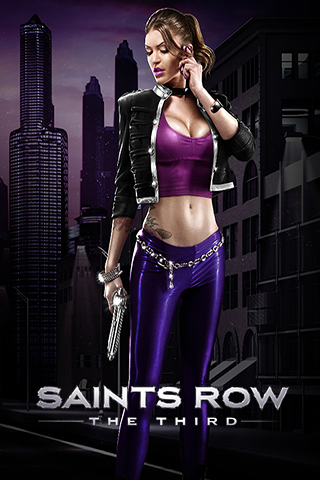 Saints Row The Third (1.0.0.1) (2011) Repack