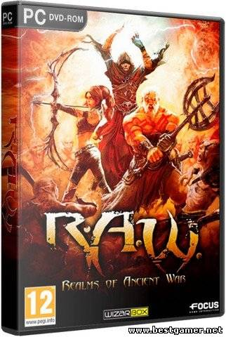 R.A.W. Realms Of Ancient War (2012) PC RePack