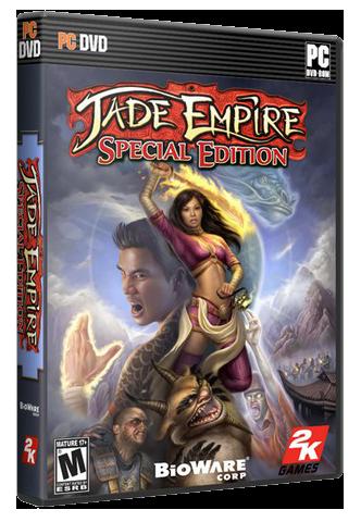 Jade Empire: Special Edition (2K Games / Бука) (RUS) [RePack]
