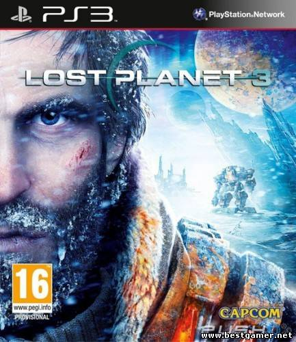 [PS3] Lost Planet 3 [USA/RUS]