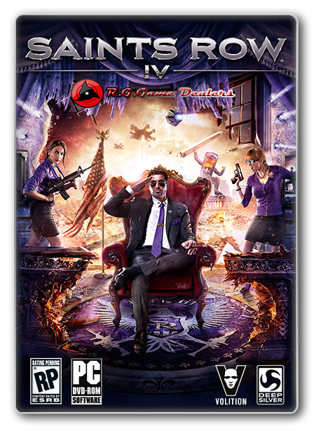 Saints Row IV: Commander in Chief Edition + Season Pass DLC (1.0) (2013) Repack