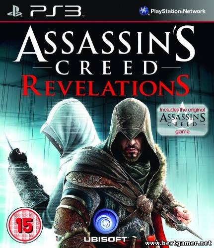 [PS3] Assassin's Creed: Revelations [2011, Rus, FULL]