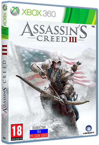 [JTAG/FULL] Assassin's Creed III [GOD/DLC/Russound]
