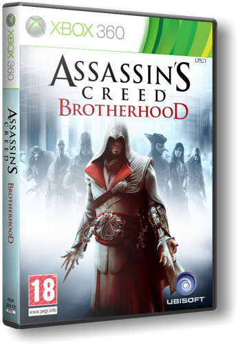 [JTAG/FULL] Assassin's Creed: Brotherhood [GOD/RePack/Russound]
