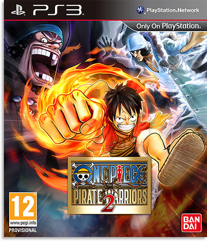 One Piece: Pirate Warriors 2 [FULL] [ENG] [3.41/3.55/4.30+]