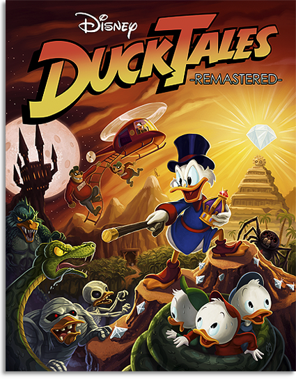 [BESTiaryofconsolGAMERs][PS3]DuckTales: Remastered [FULL] [RUS] [4.30+]