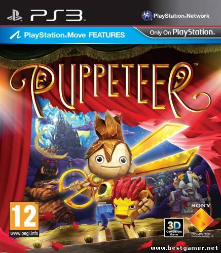 PUPPETEER (2013) [DEMO] [EUR][RUS][RUSSOUND][L]