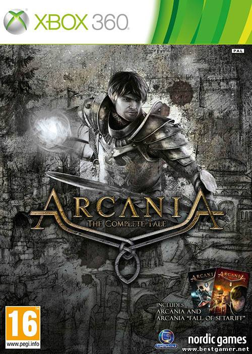 ArcaniA: The Complete Tale [Region Free] [Russound] [LT+2.0]